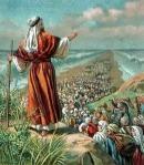 Hz. Musa İbranileri Mısır'dan çıkarırken