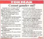 Cennet Genelev mi?