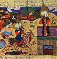 Ali, Gabriel und Mohammed