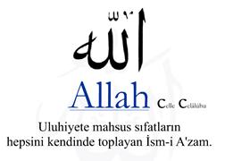 "Allah'a ""Tanrı"" Denir mi?"