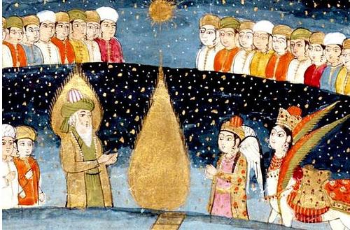 Büyü ve Muhammed'în Büyülenmişliği