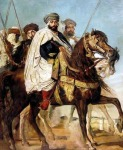 Muhammad the Prophet and Muslims ride and raid to slaughter Koffar Infidels