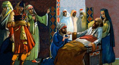 Hz. Muhammed'in Hayber'de Yediği Zehirli Et Olayı