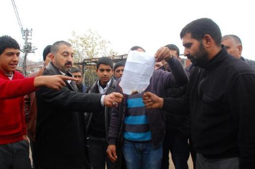 Yalova'da Roman Öğrencilere Ayrımcı Din Anketi