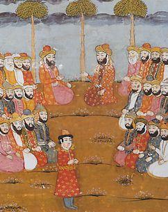 Mohammed in Median