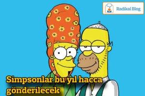 Homer ve Marge Simpson Bu Yıl Hacca Gönderilecek!