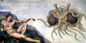 Pastafaryanizm (parodi dincilik)