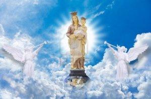 14396429-jesus-und-maria-am-himmel