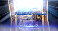 Felsefe Okulu 2015   YouTube