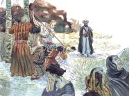 Muhammad personally beheaded some of the Banu Qurayza, then took women and children as sex slaves.